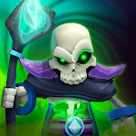 Clash of Wizards: Battle Royale for pc logo