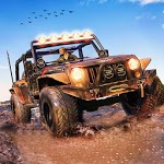 Spin Tires Offroad Truck Driving: Tow Truck Games icon