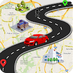 GPS Navigation & Route Finder icon