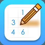Sudoku - a relaxing brain training game icon