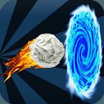 Paper Toss Portals icon