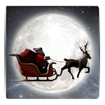 Santa 3D Live Wallpaper icon