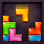 Brickdom - Drop Puzzle icon
