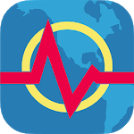 Earthquake Plus - Map, Info, Alerts & News icon