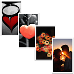 Free Couple Theme Wallpaper FHD for pc logo
