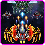 Space shooter: Alien attack icon