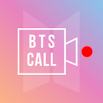 BTS Video Call - Call With BTS Idol icon