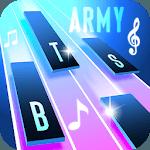 BTS Army Magic Piano - Tiles 2019 icon