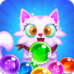 Bubble Shooter: Free Cat Pop Game 2019 icon