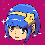 Galaxxy Idols - Avatar Dress Up .io icon