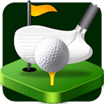 Golf GPS Range Finder & Score icon
