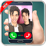 Call From Lucas and Marcus<Prank> icon
