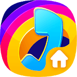 Color Flash Launcher - Call Screen, Themes icon