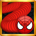 Snaker.io - The Slither Worm with Masks icon
