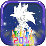 Sonic Coloring books cmz 2018 for pc logo