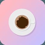 Coffee Cam-Vintage filter,Light leak,1998,Glitch icon
