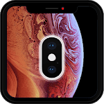 Camera Phone X - OS 12 Camera icon