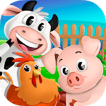 Animals songs, videos and Farm - Toy Cantando icon