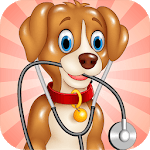 Doggy Doctor - Pet Vet Game icon