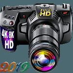 Full HD  2019 8K Camera icon