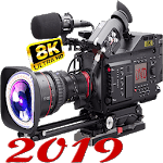8K 2019 HD Zoom Camera icon