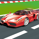 Amazing Car Racing 2019 icon