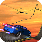 Car Racing Stunts On Impossible Tracks 2018 icon
