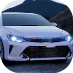Car Driving Toyota Simulator icon