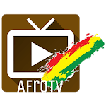 AfroTV Live - Watch All African TV Stations for pc logo
