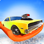 Mega Ramp : Car Games 2019 for pc logo