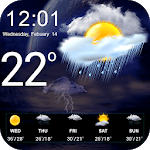 Weather Live forecast icon