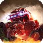Fanatic Truck Hit Zombies icon