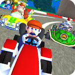 Ultra Go Kart Racing World 2019 icon