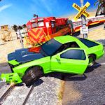 Car Vs Train - Racing Games icon