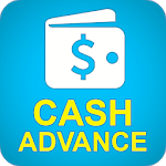 Cash Advance. Payday loans online icon
