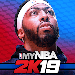 MyNBA2K19 for pc logo
