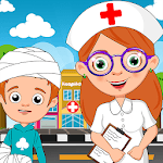 Toon Town: Hospital icon