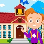 Toon Town: School icon