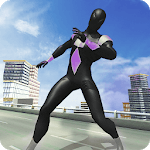 Amazing Rope Hero 2019 icon