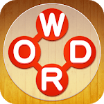 Wordties-best word puzzle game icon