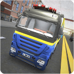 Mad Police Truck Simulator 16 icon