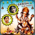 Ganesh Photo Frames Dual icon