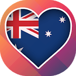Australia Dating & Chat icon