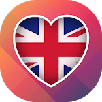 British Dating & Chat icon
