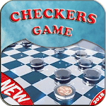 Free Checkers Game Online icon