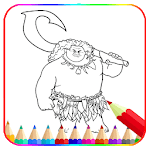 cheiif twi coloring book icon