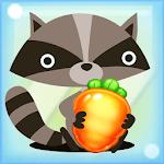 Match 3 Game: Chipmunk Farm Harvest icon