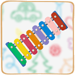 Kids Xylophone for pc logo