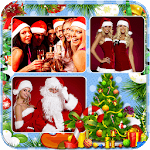 Christmas Photo Collage Maker 2019 icon