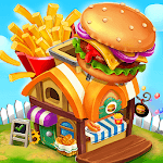 Hot Cooking Burger Restaurant - Cooking Games icon